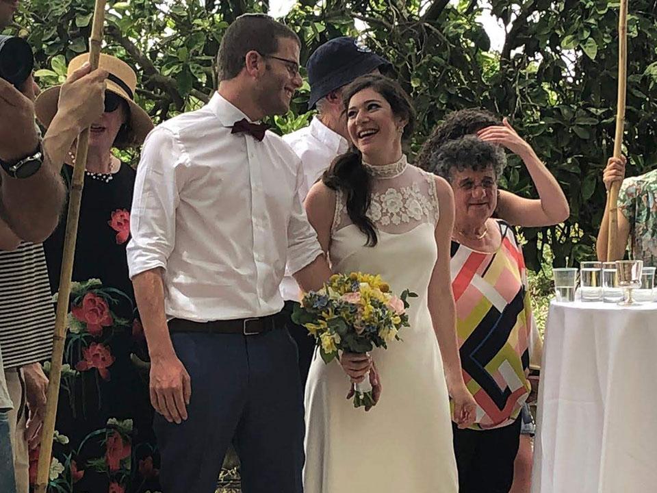 מעיין ונתנאל נישאים